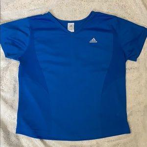 Adidas climacool women's gym tee